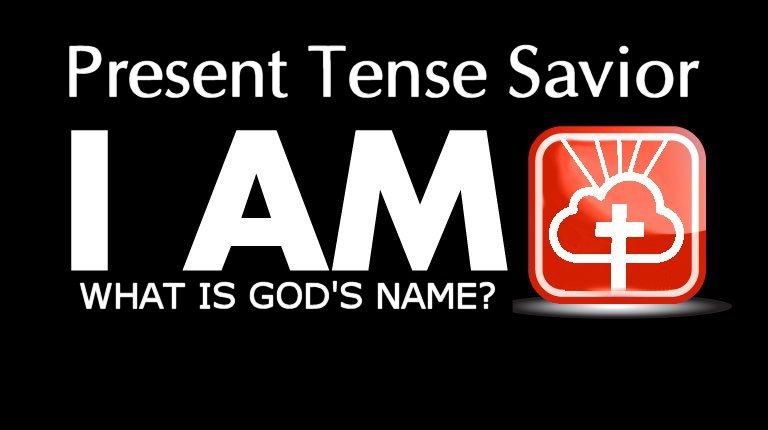 Present Tense Savior
