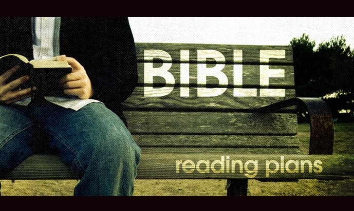 Bible Reading Plans 2018