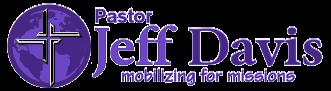 Pastor Jeff Davis